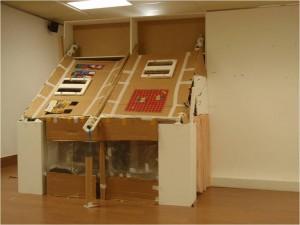 Colonias artísticas en la Escuela de Arte de Pamplona