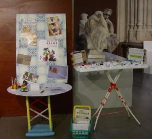 Participación en REC ON BiLBAO: I jornadas de reciclaje creativo.