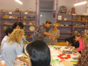 Taller formativo de reciclaje creativo para psicoterapeutas