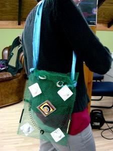 Reciclaje creativo: joyas y complementos. Zubiri