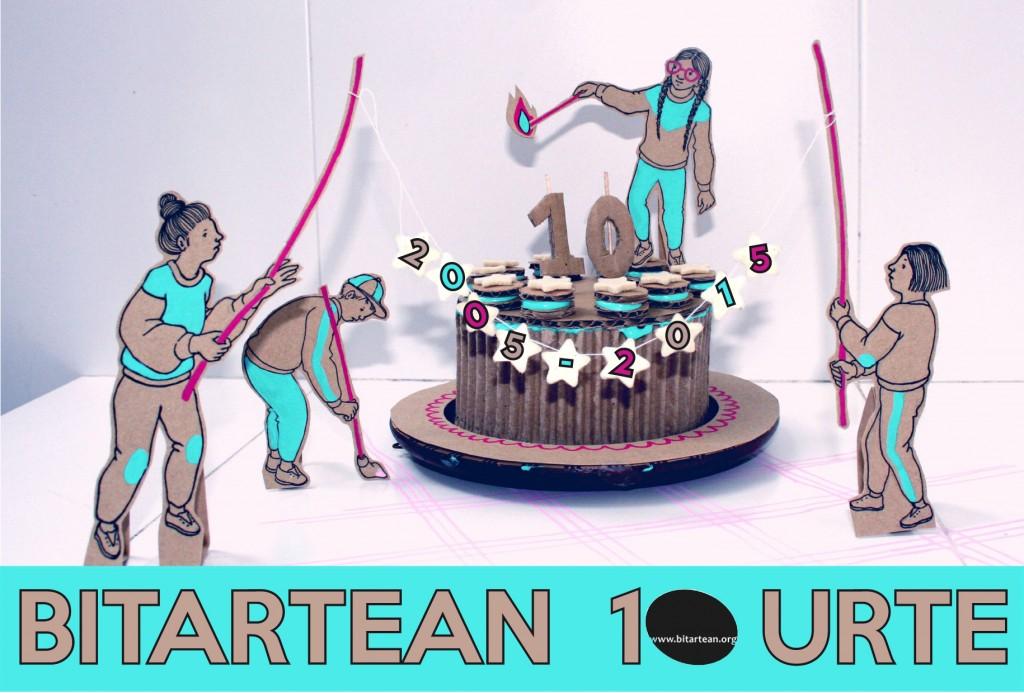 BITARTEAN 10 URTE