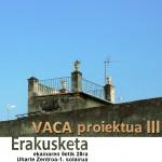poster VACA euskera web