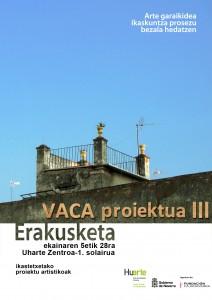 Exposición proyecto VACA