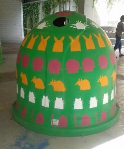 """""""Construyendo Historias"""" en un contenedor…"""